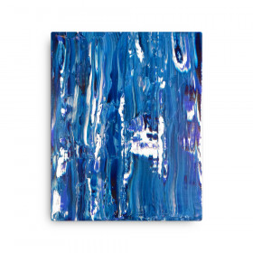 Elation Collection: Blues 1 Print