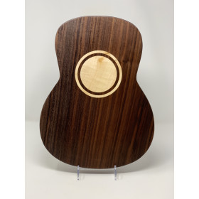 Acoustic Guitar with Maple Inlay