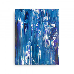 Elation Collection: Blues 2 Print
