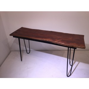 Table - Cherry Top w/Hairpin Legs