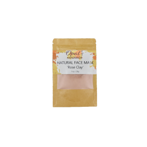 """""""Rose Clay"""" Face Mask / Skincare"""