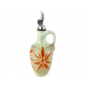 13 oz.  Sunburst Olive Oil Cruet