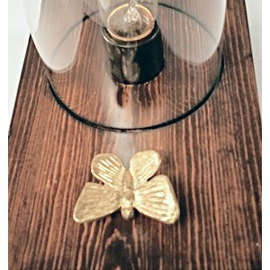 Butterfly Edison Lamp // Touch Controlled