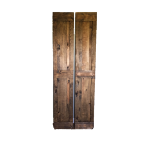 Custom Mini Barn Doors