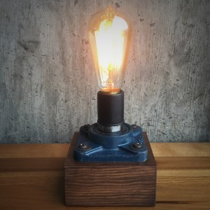 Cast Iron Industrial Lamp