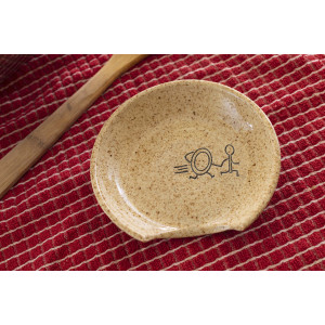 Mother Goose Spoon Rest